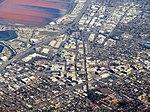 Redwood City aerial view, February 2018.JPG