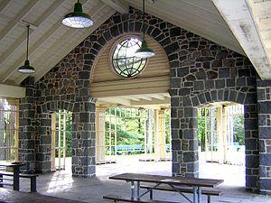 Refreshment Pavilion - Image: Refreshment Pavilion M Ilton MA 01