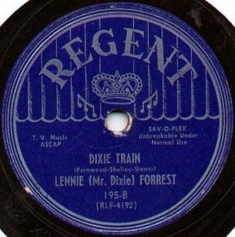 Regent Records (US) - U.S. Regent label