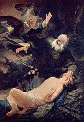 Rembrandt: Abraham's Sacrifice