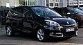 Renault Scénic Dynamique ENERGY dCi 130 Start & Stop (III, Facelift) – Frontansicht (1), 21. Juli 2012, Düsseldorf.jpg
