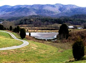 Blount County, Tennessee - Wildwood area