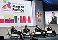 Reunión de los Jefes de Estado con los asistentes al Foro Empresarial. (8804875021).jpg