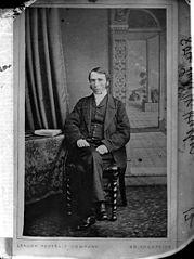 Revd W Hughes, Llanengan (copy)