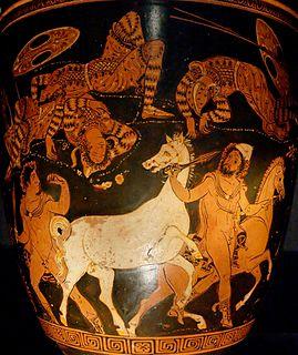 <i>Rhesus</i> (play) Athenian tragedy attributed to Euripides