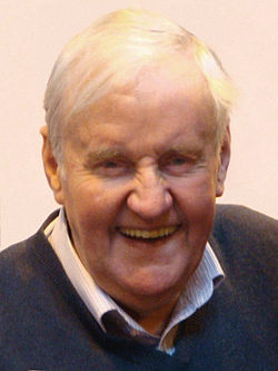 Richard Briers (2009).