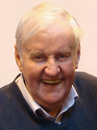Richard Briers - Richard Briers at Memorabilia in March 2009