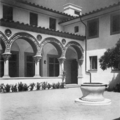 Caltech's Ricketts House in 1933