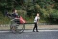 Rickshaw by soulfish in Kyoto.jpg