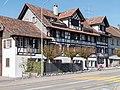 Riegelhäuser an der Weinfelderstrasse in Wellhausen TG.jpg