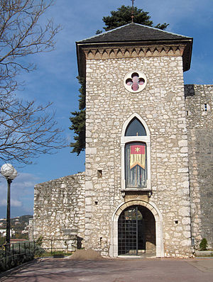 Trsat Castle - Image: Rijeka 025