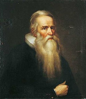 Johann Christoph Rincklake - Image: Rincklake Bildnis eines älteren Herrn in niederländischer Tracht