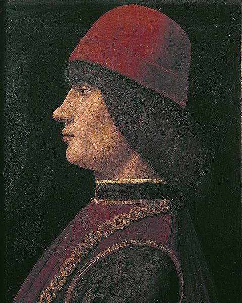 File:Ritratto di Giovanni Pico della Mirandola (XV secolo), olio su tela, particolare. Bergamo, Accademia Carrara.jpg