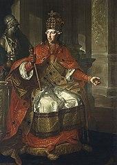 Joseph II. im Krönungsornat (Gemälde von Joseph Hickel) (Quelle: Wikimedia)