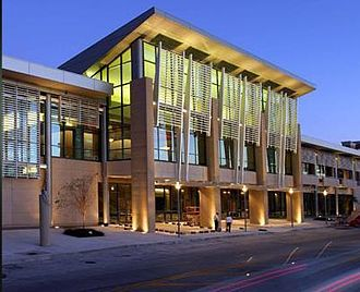 Raising Cane's River Center - Image: Rivercenterbr