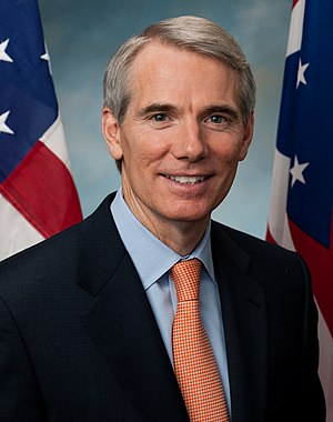 300px Rob Portman%2C official portrait%2C 112th Congress OH Sen. Rob Portman Supports Gay Marriage After Son Comes Out as Gay