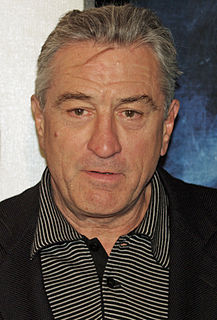 Robert De Niro filmography Cataloging of performances by the American actor and producer