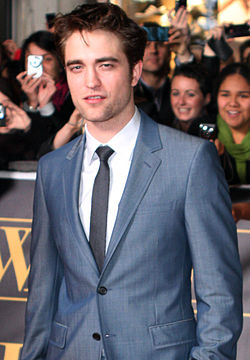 Pattinson på premiären av Water For Elephants, maj 2011.