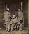Robt E Lee & Staff by Brady, 1865.jpg