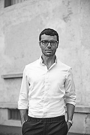 Pal Zileri - Rocco Iannone, Pal Zileri's Creative Director