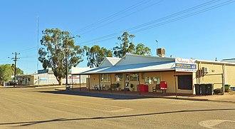 Kalannie, Western Australia - Roche Street, Kalannie, 2014