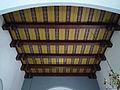 Roe Kirke Bornholm Denmark interior quire ceiling.jpg