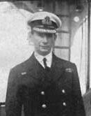 First Ostend Raid - Admiral Roger Keyes