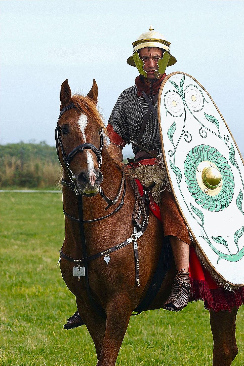 Roman Cavalry 1