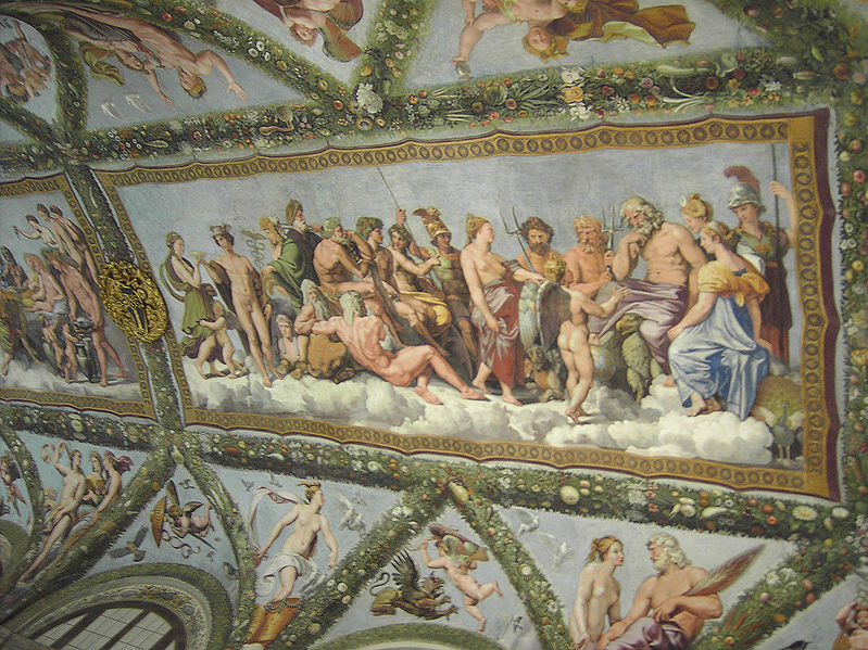Vil·la Farnesina, Roma. Wikimèdia