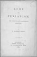 Rome and Fenianism.pdf