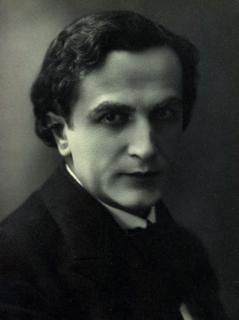 Romuald Joubé French actor