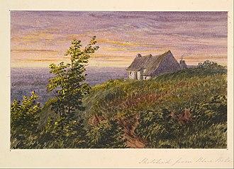 Rosa Brett -  From Bluebell Hill, 1851