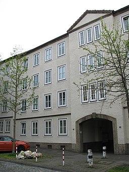 Rosenhagen in Hildesheim