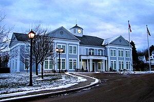 Rothesay, New Brunswick - Image: Rothesay NB