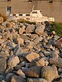 Rotting boat - St Agnes - geograph.org.uk - 590957.jpg