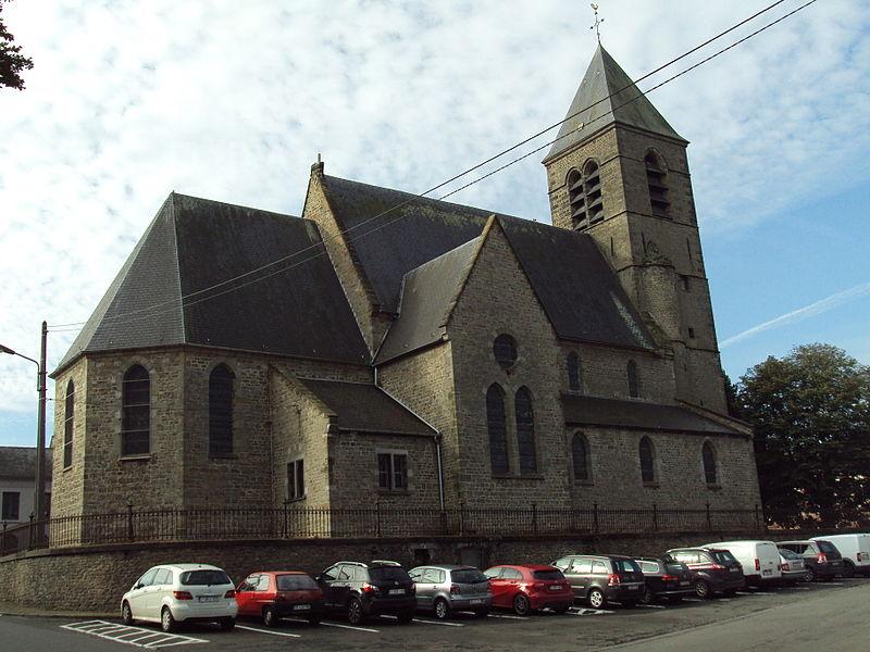 L'église Saint-Géry