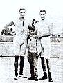 Rowing coxed pair 1900.jpg