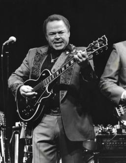 Roy Clark onstage