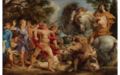 Rubens - The Calydonian Boar Hunt (about 1611-1612).png