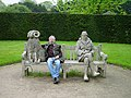 Rufford Country Park Sculpture Garden - geograph.org.uk - 2385.jpg