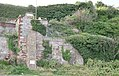 Ruins of the old Dawlish engine house, Dawlish railway station, South Devon.jpg