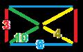 Runcicantic order-5 hexagonal tiling honeycomb verf.png