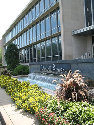 Russell Stover Candies - Russell Stover headquarters in Kansas City, Missouri