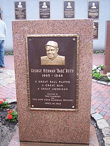 a biography of george herman ruth jr one of americas greatest sports heroes One of the first great stars to transcend sport and became a national icon   george herman ruth jr, 'babe ruth' was born 6 february 1895 in baltimore,  maryland, us his parents were german american immigrants he was.