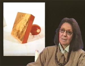 Ruth Francken - Ruth Francken discussing her work, 1999