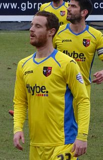 Ryan Harley English footballer