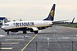 Ryanair, EI-EXD, Boeing 737-8AS (31399910568).jpg