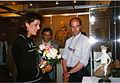 S.A.S la princesse Caroline de Monaco Collectionne les oeuvres de Philippe Brodzki.jpg