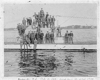 SM U-53 - Image: S.M. Unterseeboot U53,