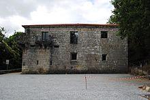 Monasterio de San Pedro de Rocas - Wikipedia, la enciclopedia libre